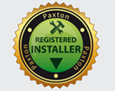 Paxton Registered Installer Logo